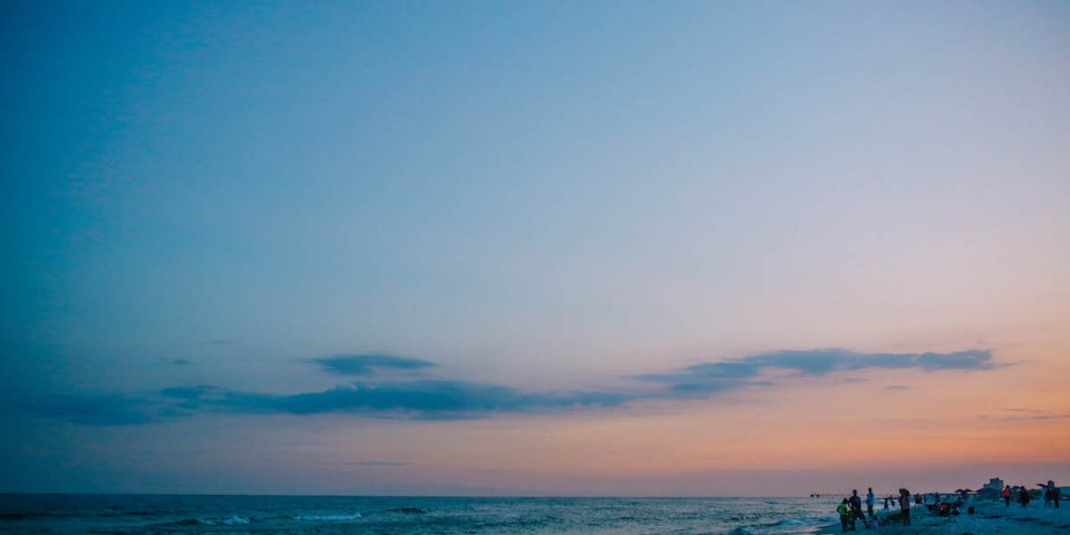 ocean background