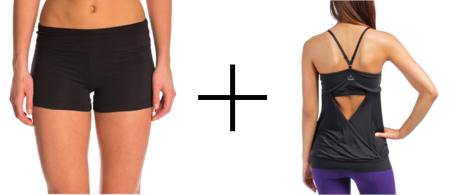 what to wear to hot yoga female