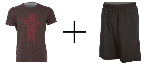 what to wear to yoga male